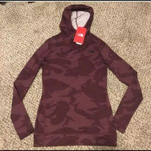 The North Face Womens Camo Pullover - Size S